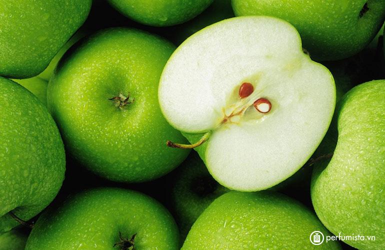 Quả táo xanh