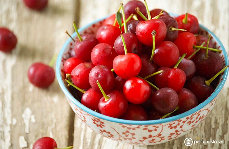 Hương nước hoa Sour Cherry - Quả anh đào chua