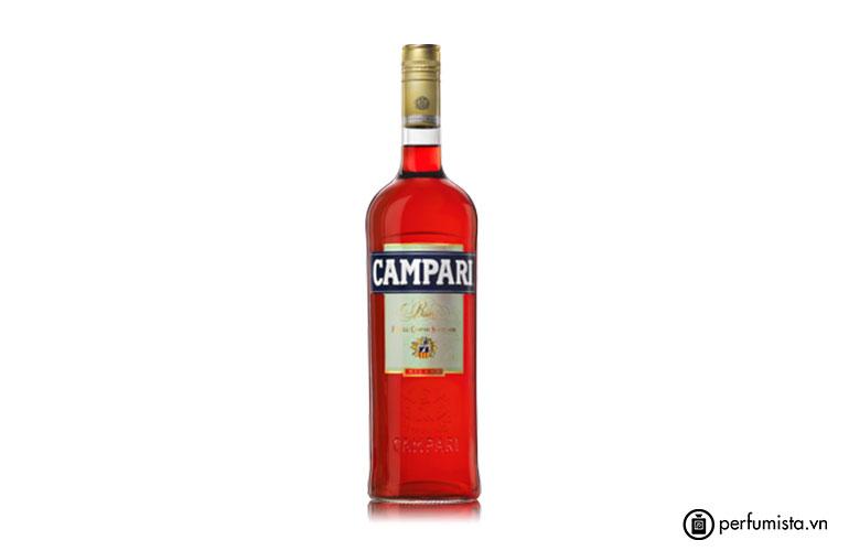 Rượu mùi đỏ Campari
