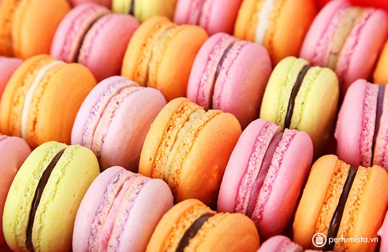 Bánh Macarons