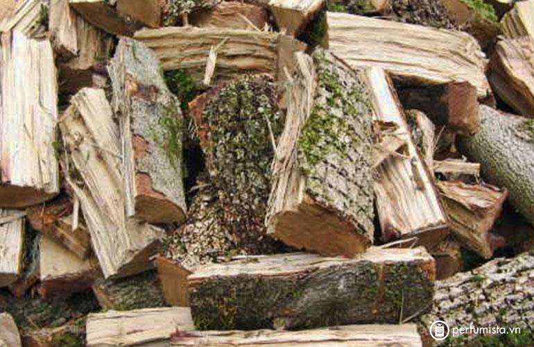 Gỗ Pepperwood